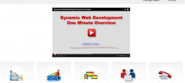 Dynamic Web Development