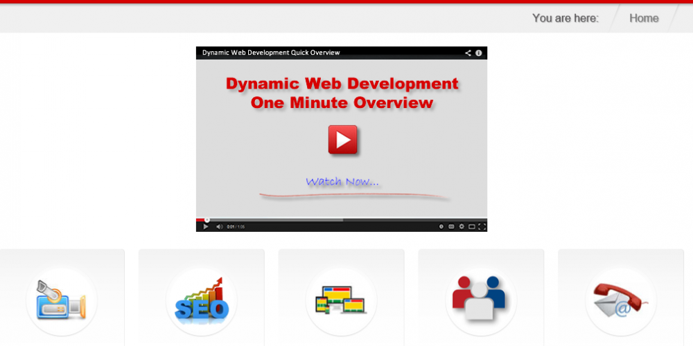 Dynamic Web Development