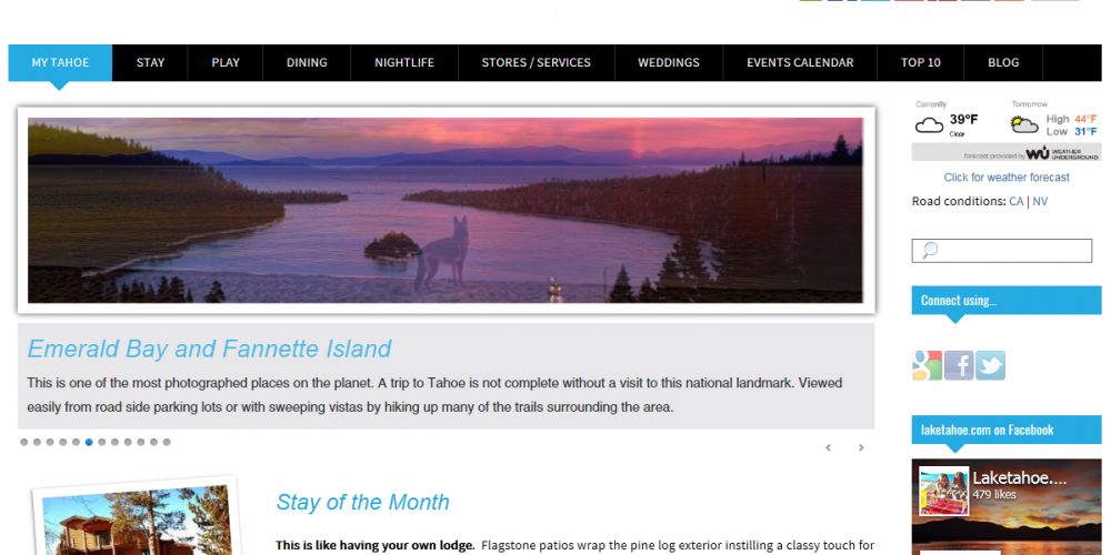LakeTahoe.com