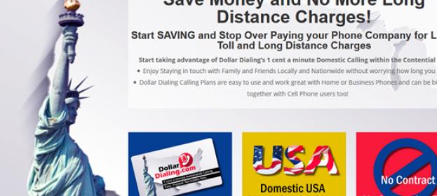 Dollar Dialing