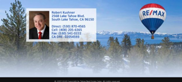 Tahoe Real Estate Sales