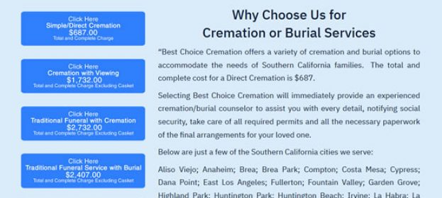 Best Choice Cremation