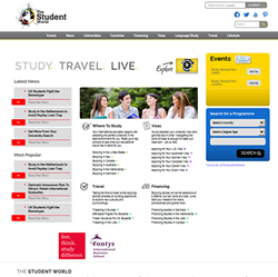 The Student World Portfolio
