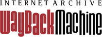 The Way Back Machine logo