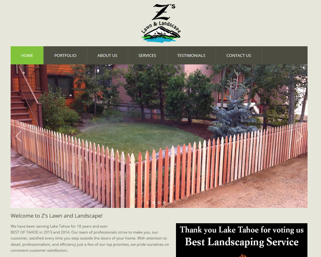 Zs Lawn and Landscape