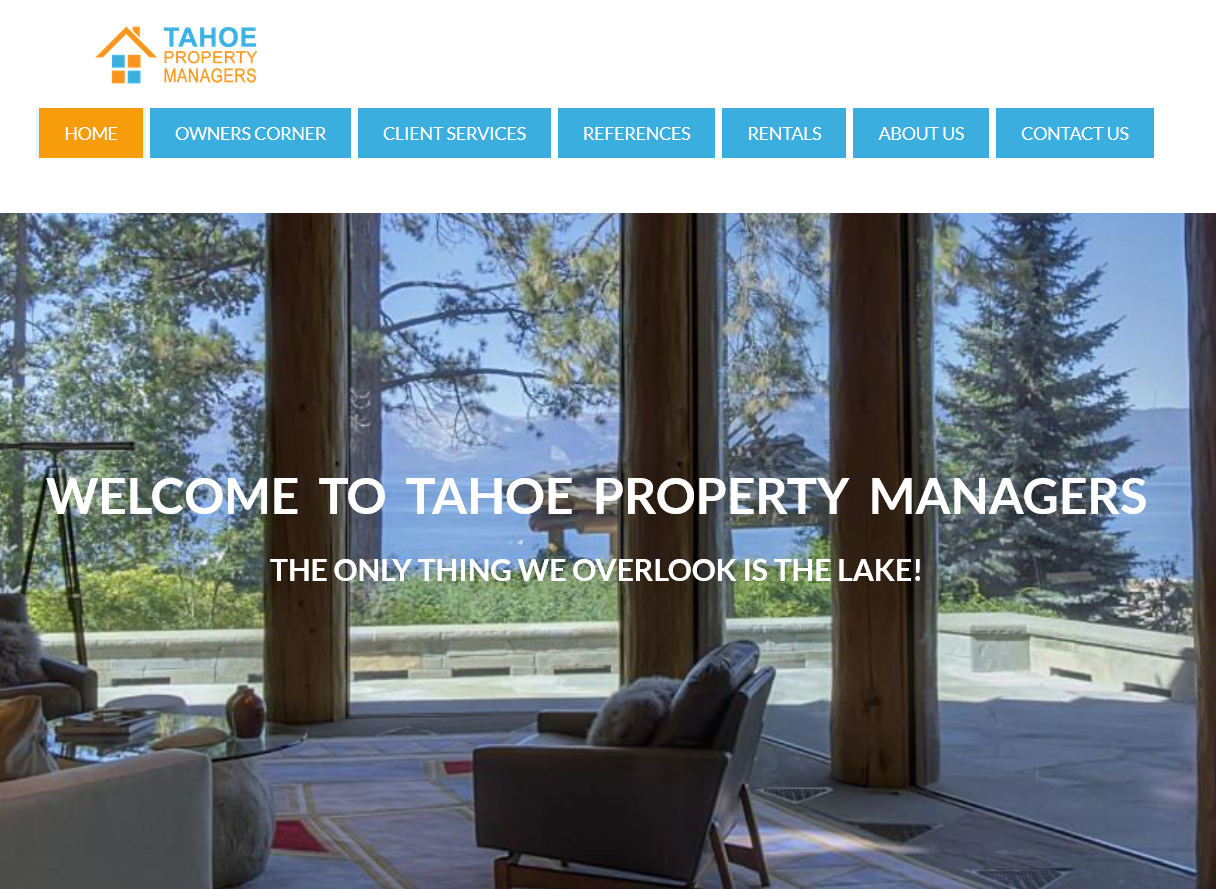 Tahoe Property Managers