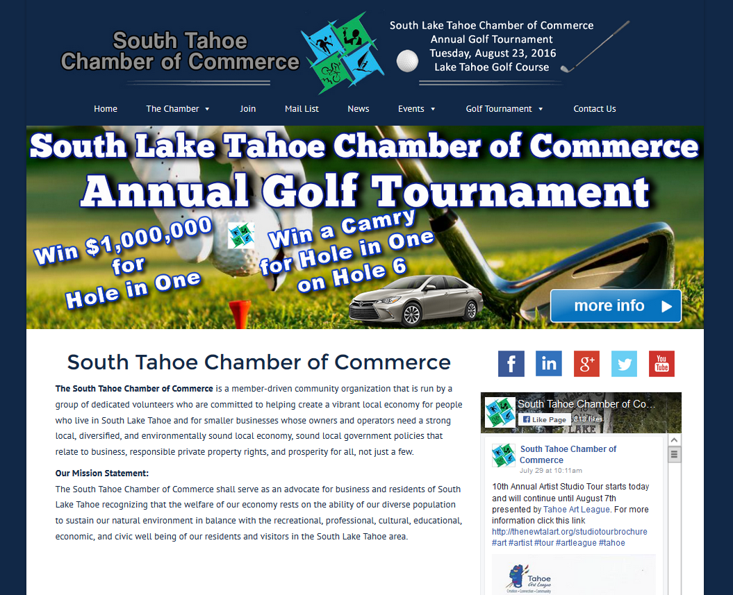 South Tahoe Chamber