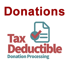 Donations Tax Deductable